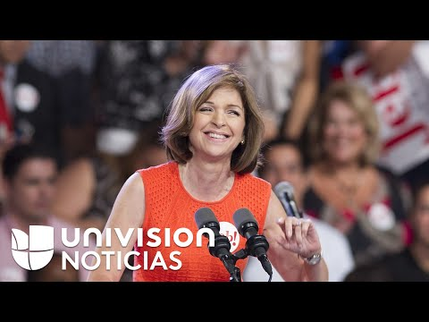 Helen Aguirre fue nombrada vocera hispana del Partido Republicano