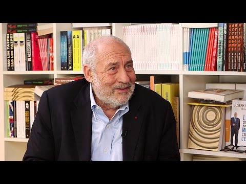 Obsession with austerity pushing EU into crisis warns Stiglitz