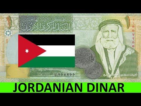 1 JORDANIAN DINAR