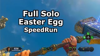Solo IX Easter Egg Speedrun PS4