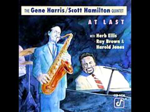 Gene Harris & Scott Hamilton Blues For Gene