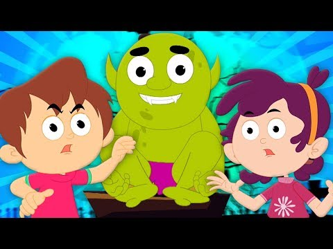 Подготовьтесь к испугу   Хэллоуин песня   тыквы Хэллоуина   Prepare for fright   Kids Tv Russia