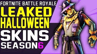 Fortnite V6 31 Leaked Cosmetics Skins Back Bling Pickaxes