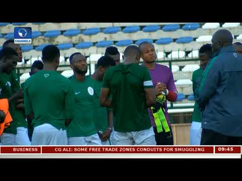 WAFU Cup: Nigeria Face Ghana In Last Group Game |Sports This Morning|