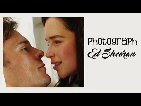 Ed Sheeran Photograph (Tradução) do filme Como Eu Era Antes de Você (Me Before You) HD - YouTube