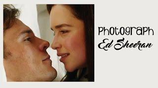 Ed Sheeran Photograph (Tradução) do filme Como Eu Era Antes de Você (Me Before You) HD