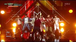 BTS (방탄소년단)  - Airplane pt.2(뮤직뱅크 컴백무대)