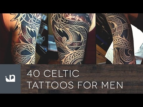40 Celtic Tattoos For Men