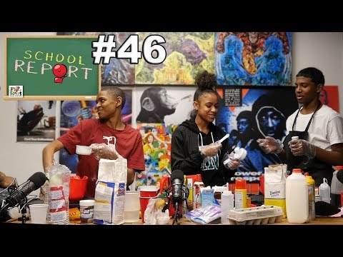 T.S.R #46 - THE COOKING BREAKFAST CHALLENGE!! WHO WON? POWER GOES OUT!!