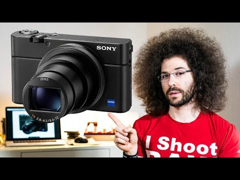 Sony RX100 VI Preview: the PERFECT Compact Digital Camera? | Fro