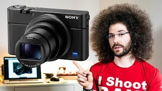 Sony RX100 VI Preview: the PERFECT Compact Camera?