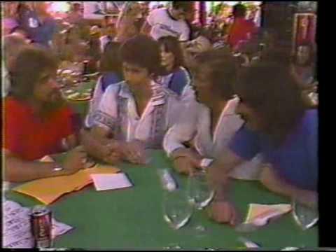 Interview (7/05/81) - Three Dog Night