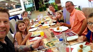 Wok Chinese Buffet @ Chinatown Las Chafiras Tenerife food review