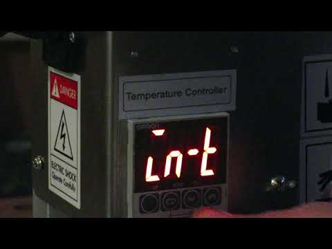 How to switch from Celsius to Farenheit for E5CSL Omron Temperature Controller