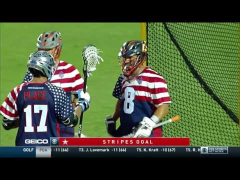 2017 MLL All-Star Game Top 10 Plays