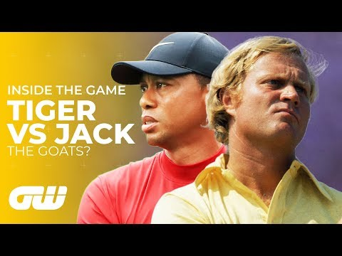 Tiger Woods VS Jack Nicklaus: Who Is The Greatest? | Inside The Game | Golfing World