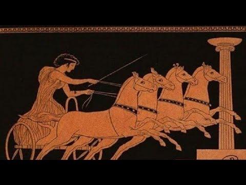 Античные Олимпийские игры История Древней Греции