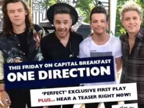 One Direction - Perfect (Teaser❤)