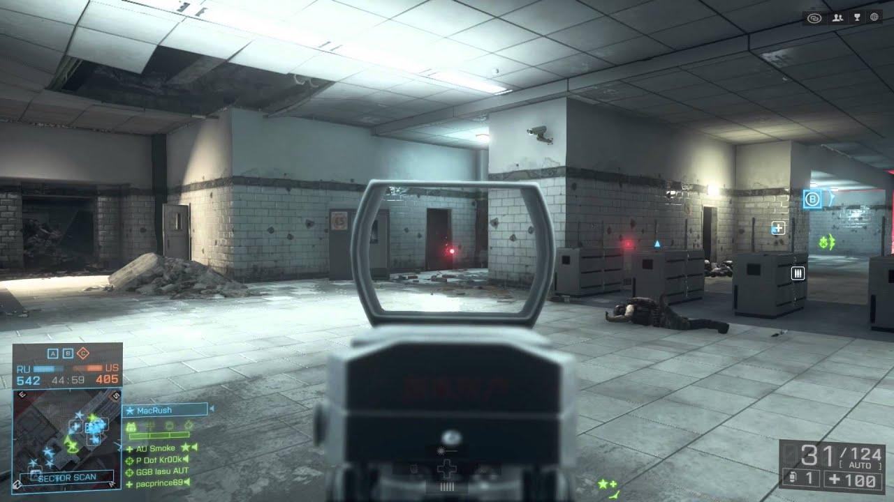 Xbox One Battlefield 4 Gameplay Battlefield 4 - Operat...