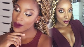 Sultry, Fall Makeup Tutorial | Jackie Aina