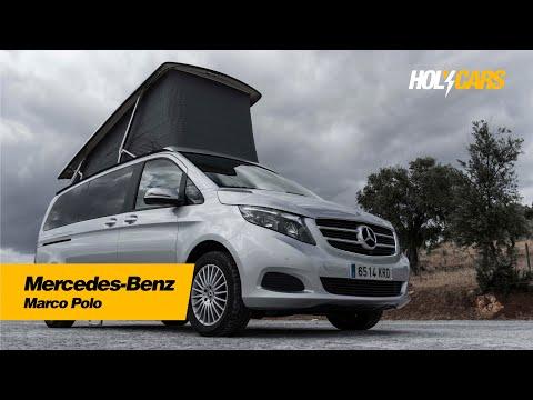 Mercedes-Benz Marco Polo - Prueba / Review en español | HolyCars TV