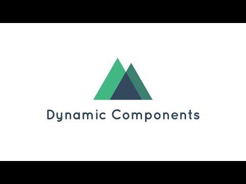 Nuxt js - Dynamic Components - YouTube