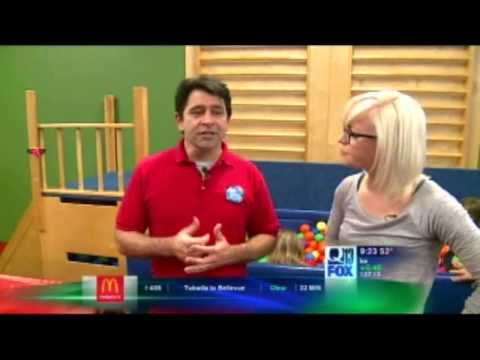 My Gym Children's Fitness Center - KCPQ-TV FOX, Seattle