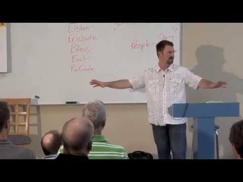 Jeff Vanderstelt - Rhythms: Equipping Ordinary People for Everday Gospel Intentionality