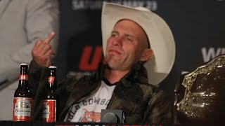Donald Cerrone Wants Title Shot in Denver & Sunday Fundays  (UFC 187 Post Press)