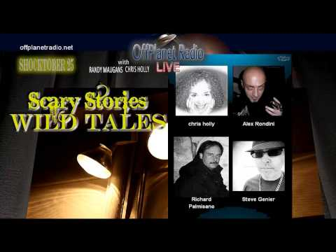 Scary Stories and Wild Tales: The Paranormal Roundtable