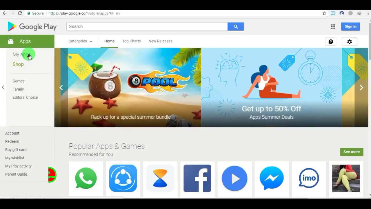 How To Download Google Play Store Apps In Laptop And