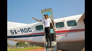 Bryan White Foundation Arrival in Arua