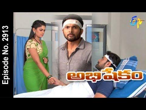 Abhishekam | 18th May 2018 | Full Episode No 2913 | ETV Telugu