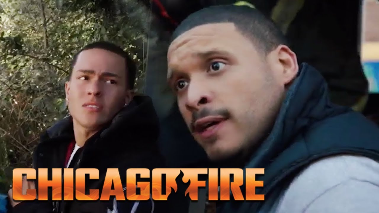 Cruz Catches His Brother In The Wrong Neighbourhood | Chicago Fire