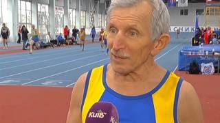 Легка атлетика  Чемпіонат Ветеранів
