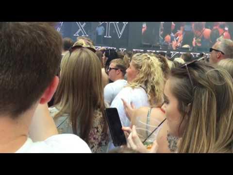 Bruno Mars - 24k magic - Summertime Ball 2017