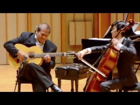 IKAW for cello & guitar by Matthew John & Ramon Dela Cruz
