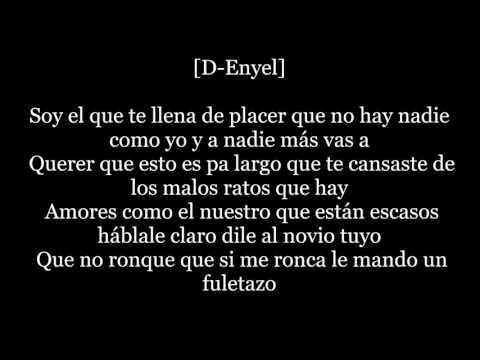 D Enyel Ft. Ozuna Y Alexio La Bestia - Hablale (Official Remix) Reggaeton 2016
