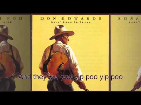 Coyotes - Don Edwards | Lyrics in english
