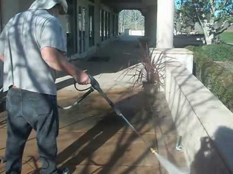 pressure washing Santa Barbara 805-612-3471 Santa Barbara County power washing