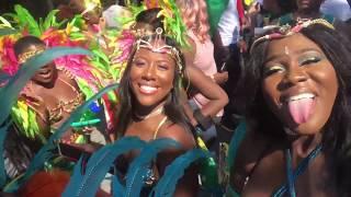 Vk series vlog 36: FREAKSMAS NY LABORDAY WEST INDIAN PARADE 2017