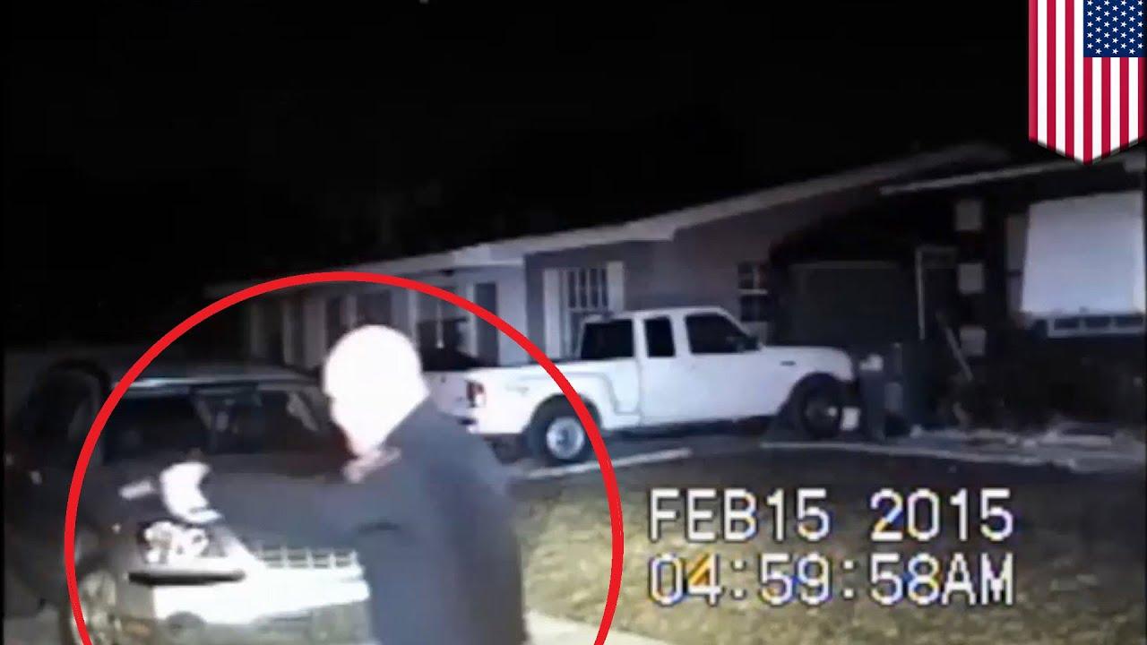 Nagranie z radiowozu pokazuje moment zastrzelenia mężczyzny w Miami