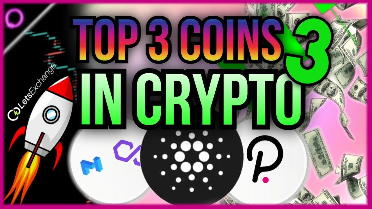 Top 3 Cryptocurrencies with INCREDIBLE Price Action