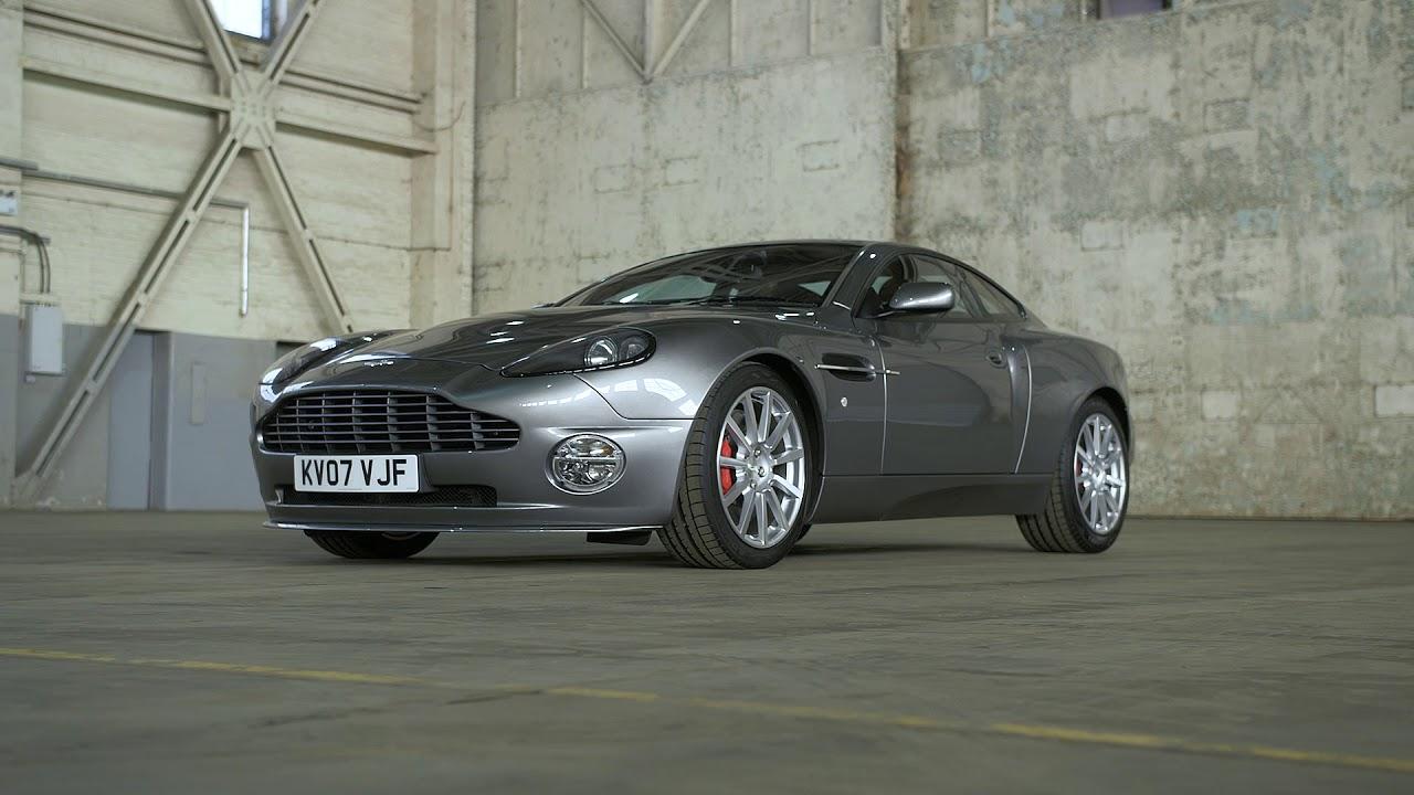 2007 Aston Martin Vanquish S Youtube