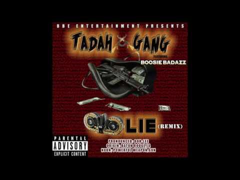 Tadah Gang-Oolie (remix) Feat Boosie Badazz, TyRico, Official Larry
