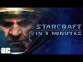 StarCraft Storyline In 3 Minutes! | Video Games in 3