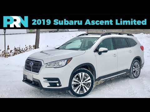 Bye-Bye Tribeca | 2019 Subaru Ascent Limited Review