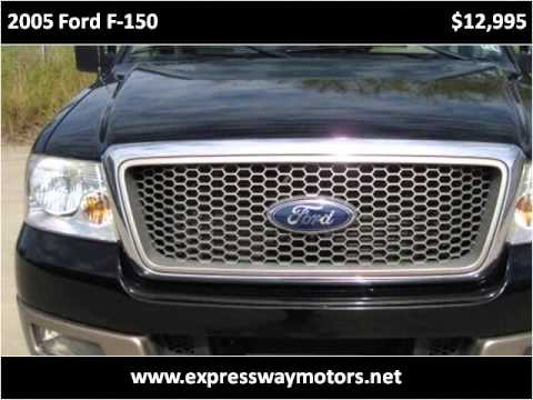 2005 Ford F 150 Used Cars Weslaco Tx Youtube