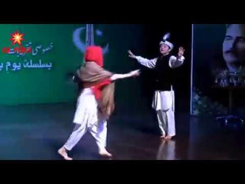 Jaik ga bileek bai☆Talented GB Girls dance in National Arts Council☆ Salman Paras & Almas Eman Song