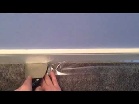 How To Paint Baseboards When You Have Carpeting